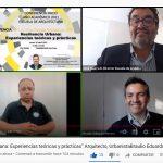 Con ciclo de conferencias online  la Escuela de Arquitectura UCN celebra los 40 años