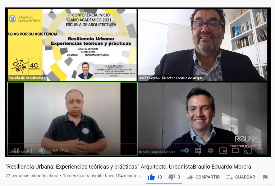 Conferencia Braulio Morera