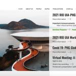 El profesor Claudio Galeno-Ibaceta presenta en el seminario del 2021 RIO UIA-PHG / Union Internacional de Arquitectos-Public Health Group/ 18-22 july 2021 (programa detallado)